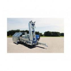 Piło-łuparka BINDERBERGER SSG 750 D (Diesel 34,2 kW)