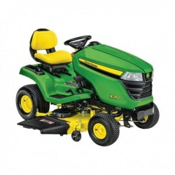 Traktor ogrodowy John Deere X350