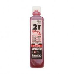 Olej do silników 2-suwowych 100ml -czerwony OREGON