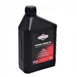 Olej mineralny 4-takt SAE30Briggs & Stratton 1,4l (CZĘŚĆ ORYGINALNA)