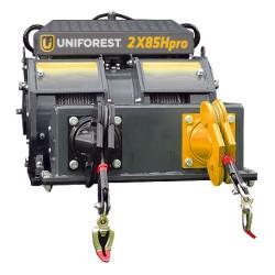 Wyciągarka dwubębnowa Uniforest 2x85Hpro