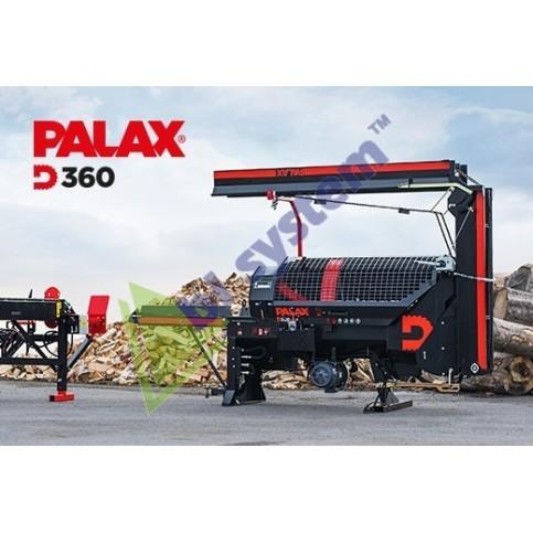 Piło-łuparka PALAX D360 PRO