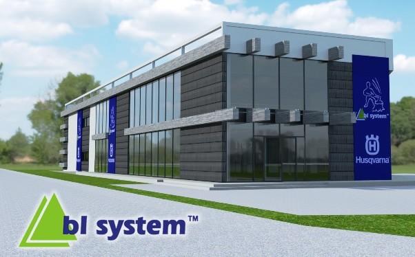 BL System - wiodący dystrybutor maszyn leśnych